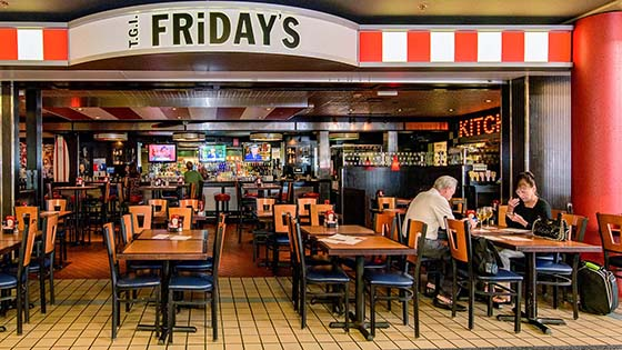 Tgi Fridays Is The Original Casual Dining Bar And Grill Offering Authentic American Food And Legendary Drinks Served With Personal Service