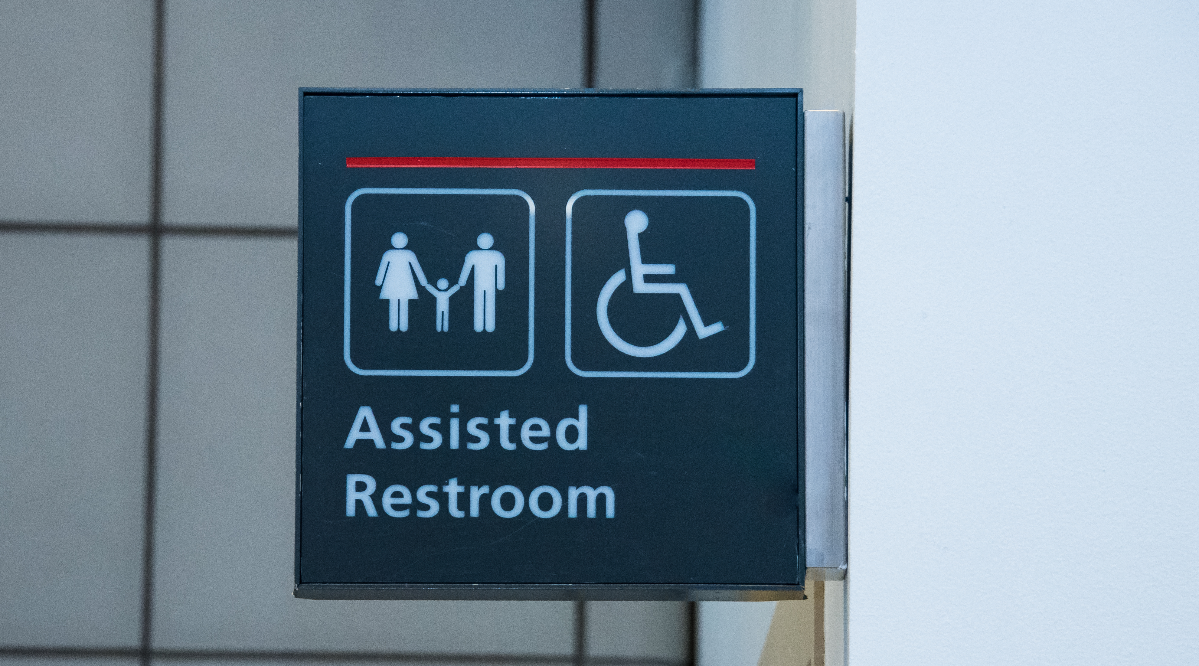 Handicap Accessible Restroom