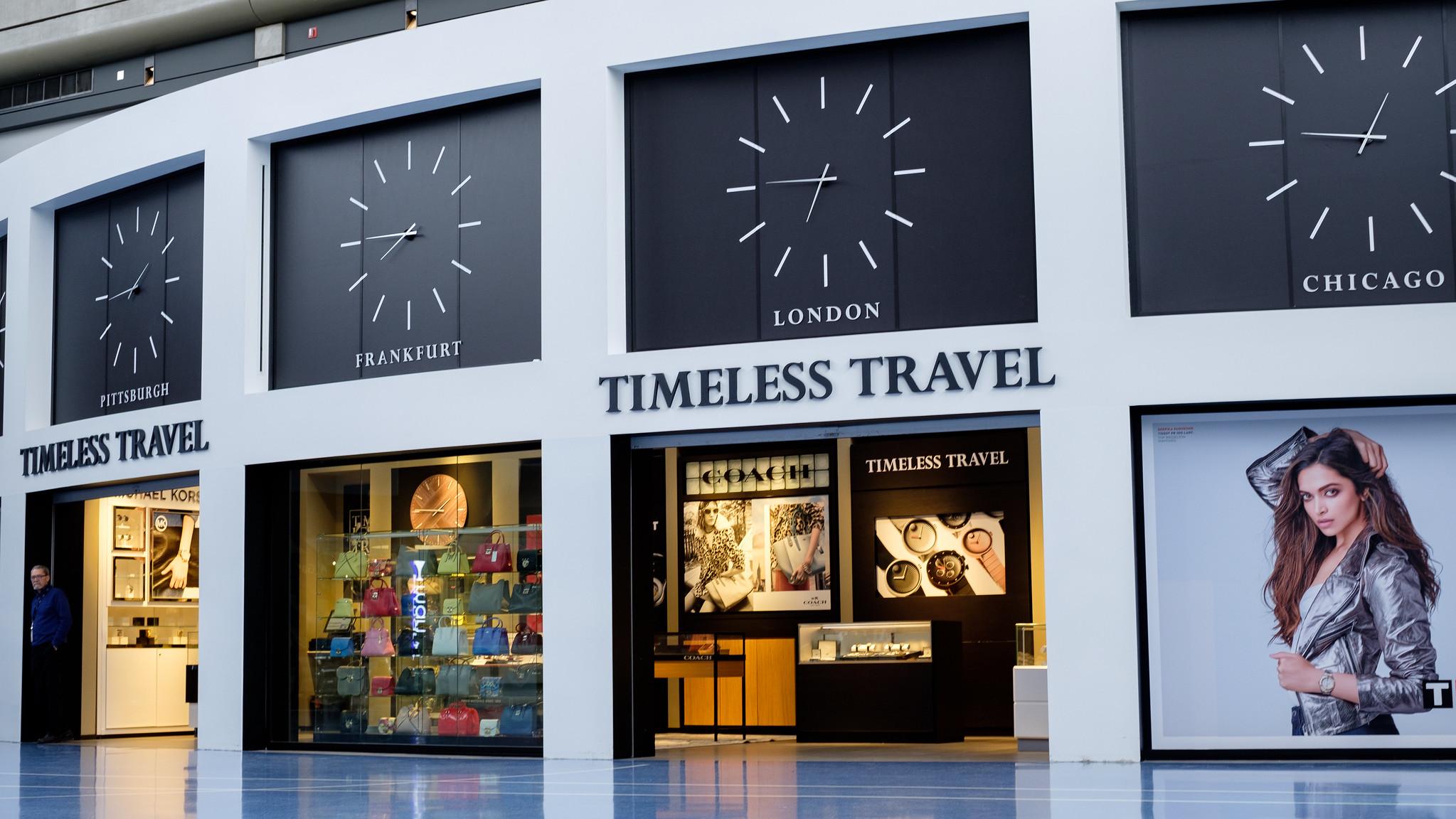 Shops - Pittsburgh International Airport