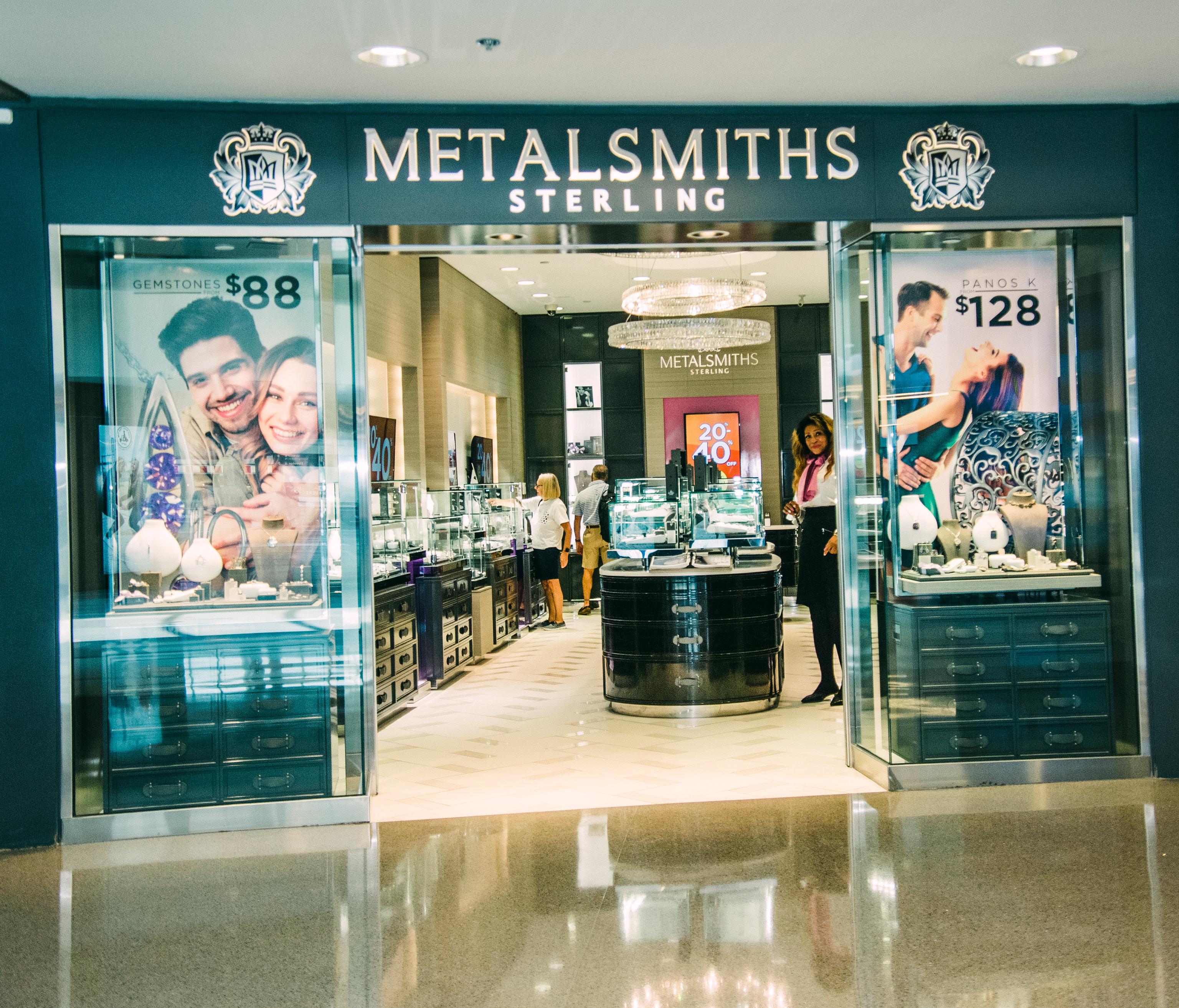 Metalsmiths Sterling