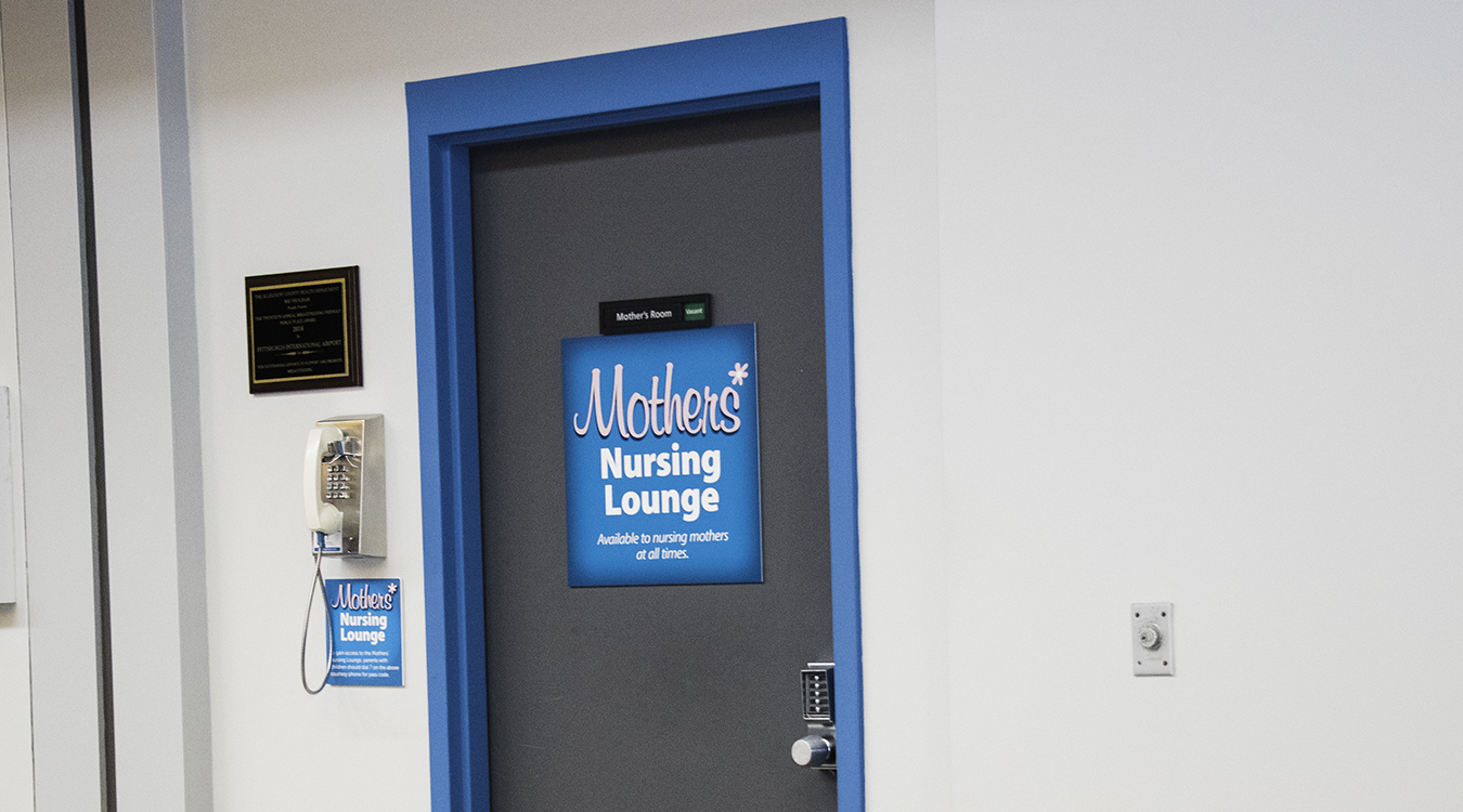 Mothers' Nursing Lounge