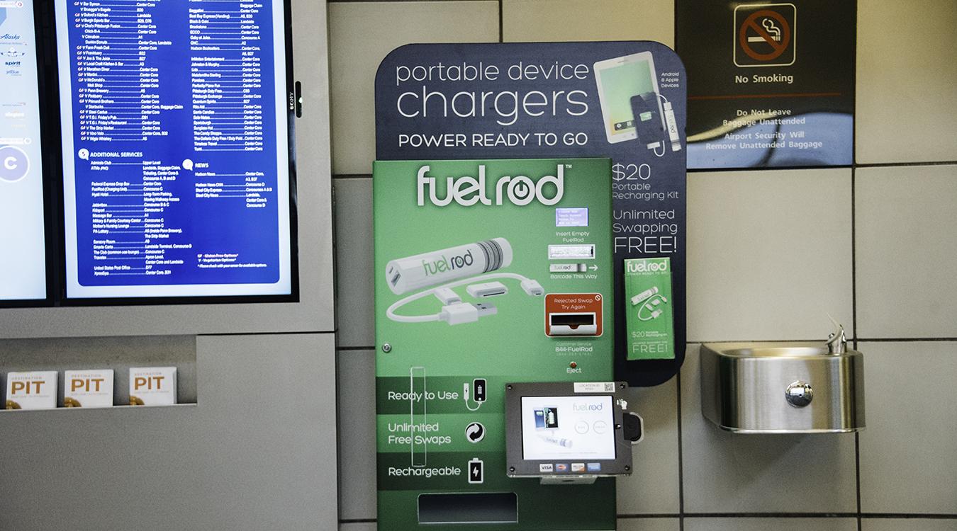 FuelRods Kiosk